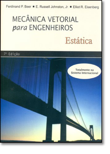 9788586804458: Mecanica Vetorial Para Engenheiros Estatica