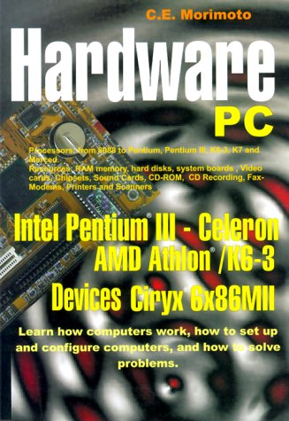 9788586846335: Hardware PC: Pentium III, AMD K6-3 and Peripherals
