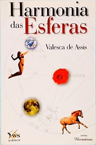 9788587187536: Harmonia das esferas : novela.-- ( Narrativas ; 20 )