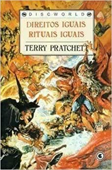 9788587193414: Direitos Iguais Rituals Iguais (Discworld)