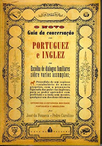 9788587220561: Novo Guia da Conversação em Portuguez e Inglez
