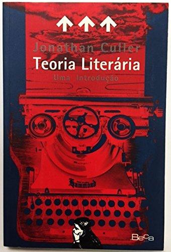 9788587256010: TEORIA LITERARIA: UMA INTRODUCAO.