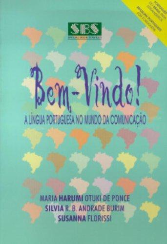 9788587343031: Bem Vindo! Brazilian Portuguese - New Edition: Student's Book Old Edition