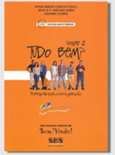 9788587343840: Tudo Bem?: Livro Do Aluno 2 (Tudo Bem? Portugues Para a Nova Geracao)