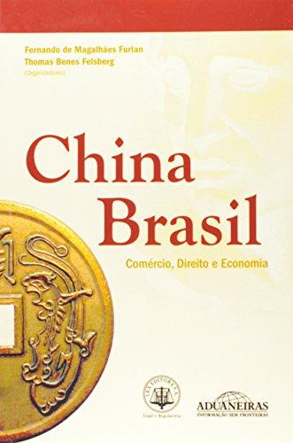 9788587364425: Brasil, China: Comercio, Direito E Economia (Portuguese Edition)