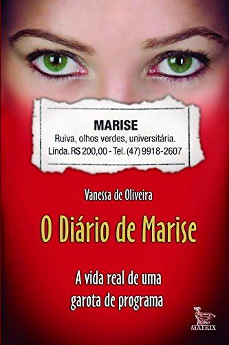 9788587431684: Diario de Marise, O: A Vida Real de Uma Garota de Programa