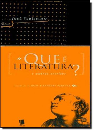 9788587731388: Que e Literatura? E Outros Escritos