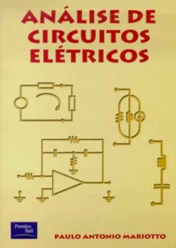 9788587918062: Analise de Circuitos Eletricos (In Portuguese Brazilian) -