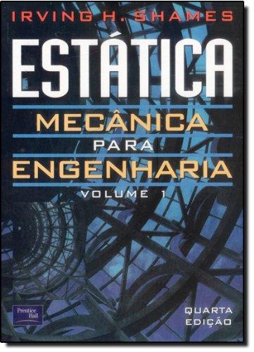 9788587918130: Estática: Mecânica para Engenharia - Vol. 1
