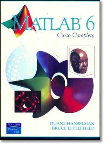 9788587918567: Matlab 6 - Curso Completo (Em Portuguese do Brasil)