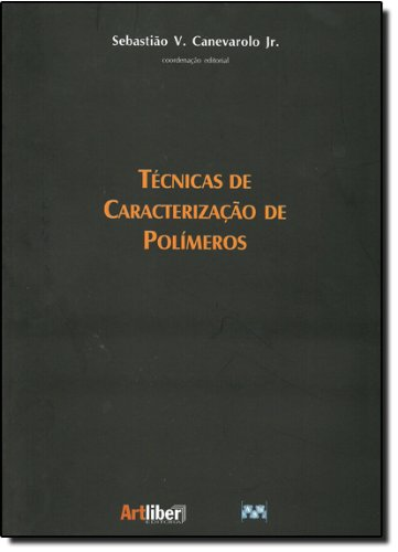 9788588098190: Tecnicas de Caracterizacao de Polimeros