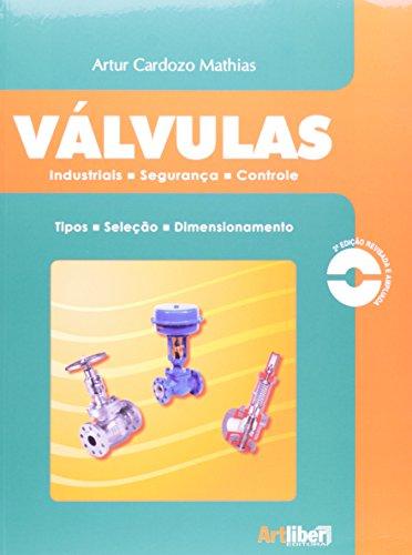 9788588098411: Valvulas: Industriais, Seguranca e Controle