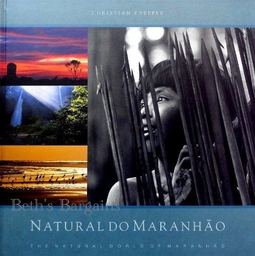 NATURAL DO MARANHAO The Natural World of Maranhao - Knepper, Christian