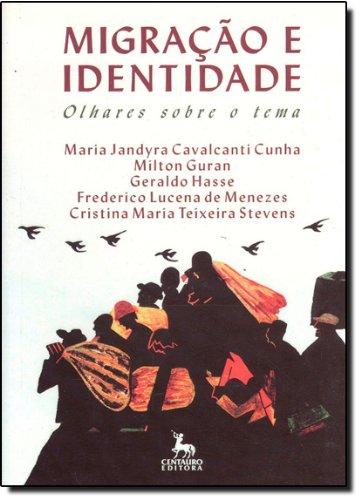 9788588208834: Migração De Identidade