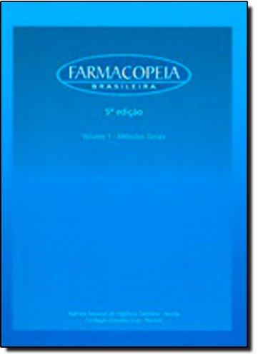 9788588233409: Farmacopeia Brasileira - 2 Vols.