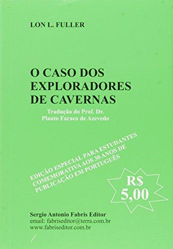 9788588278011: O Caso dos Exploradores de Cavernas (Em Portuguese do Brasil)