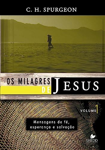 9788588315617: Milagres de Jesus