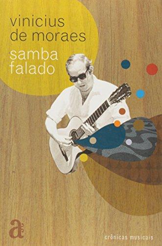 9788588338890: Samba Falado. Crônicas Musicais (Em Portuguese do Brasil)