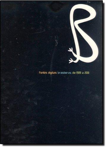 9788588343252: Fontes Digitais Brasileiras: de 1989 a 2001