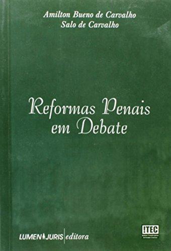 9788588536753: Reformas Penais em Debate - 2005
