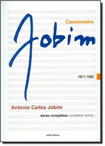 9788588757073: Cancioneiro Jobim 1971 -1982 - Vol.4