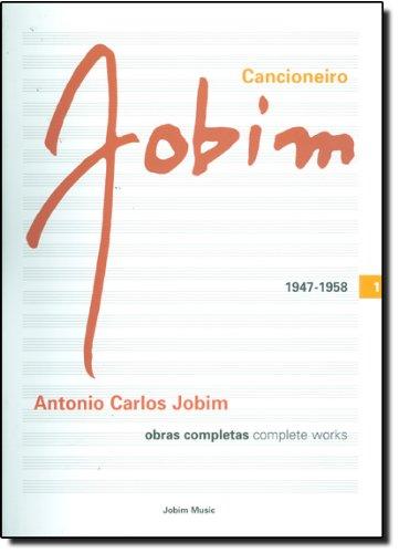 9788588757097: Cancioneiro Jobim: Obras Completas - Vol. 1