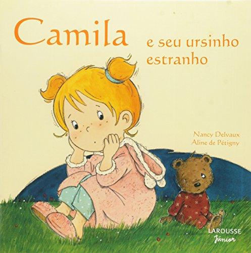 9788589030915: Camila e seu Ursinho Estranho