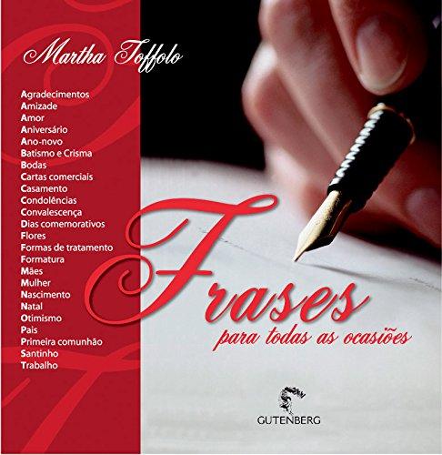 9788589239141: Frases Para Todas As Ocasioes (Em Portuguese do Brasil)