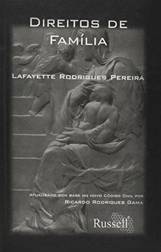 Direitos de Família: Lafayette Rodrigues Pereira