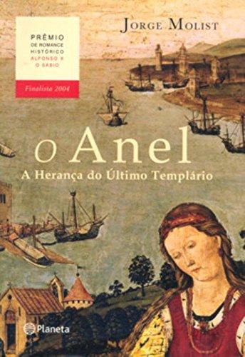 9788589885515: Anel: a Herança do Último Templário, O