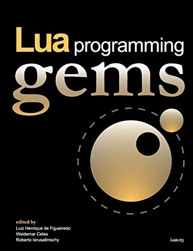 9788590379843: Lua Programming Gems