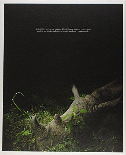 9788590770459: A Jornada do Rinoceronte (Em Portuguese do Brasil)