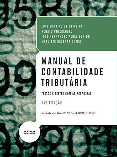9788597001990: Manual de Contabilidade Tributária (Em Portuguese do Brasil)