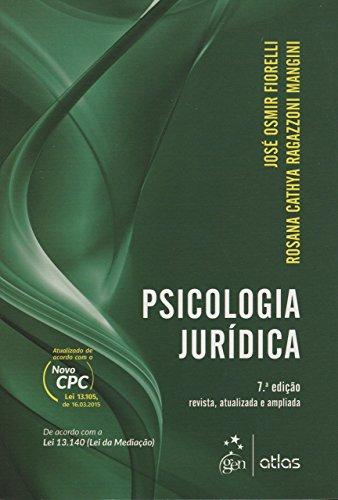 9788597003772: PSICOLOGIA JURêDICA