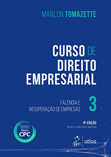9788597005820: Curso de Direito Empresarial: Falncia e Recuperacao de Empresas - Vol.3