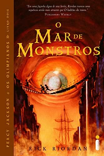 9788598078441: Mar de Monstros - Sea Of Monsters (Em Portugues do Brasil)