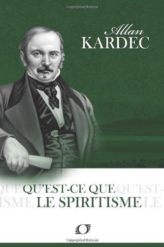 9788598161945: Qu'Est-Ce Que Le Spiritisme (French Edition)