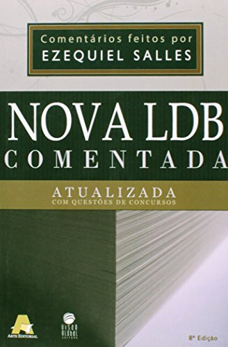 9788598172941: Nova Lbd Comentada: Atualizada