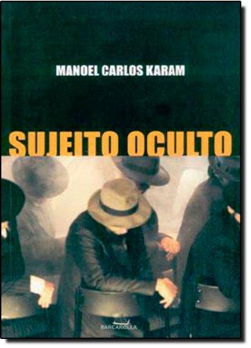 9788598233062: Sujeito Oculto (Portuguese Edition)