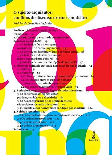 9788598271781: Sujeito-Arquiautor: Conflitos do Discurso Urbano e Midiatico, O