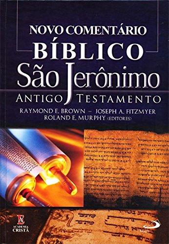 9788598481197: Novo Comentário Bíblico São Jerônimo. Antigo Testamento (Em Portuguese do Brasil)