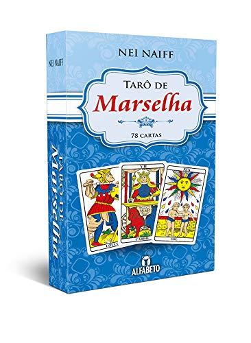 9788598736143: Tarot de Marselha