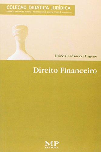 9788598848167: Direito Financeiro - Coleção Didática Jurídica