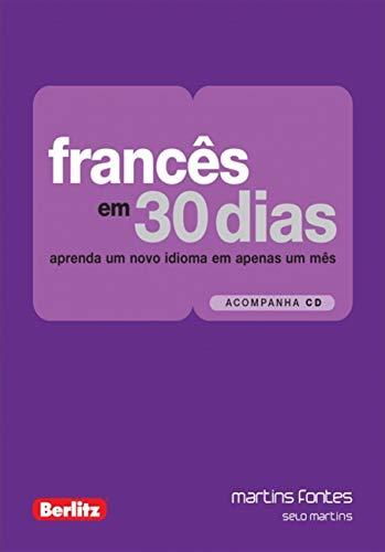 9788599102671: Francês em 30 Dias (Em Portuguese do Brasil)
