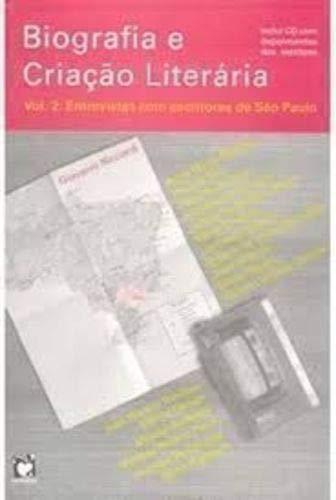 Biografia e criação literária : entrevistas com: Ricciardi, Giovanni