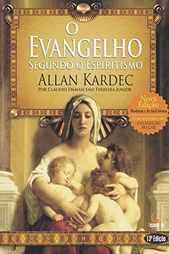 9788599275320: Evangelho Segundo O Espiritismo (Em Portugues do Brasil)