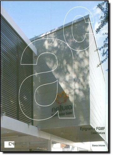 9788599353226: Epigram + Fgmf: Casa Natura