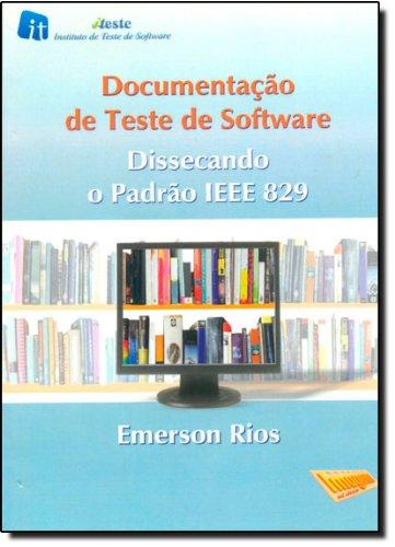 9788599479094: Documentaçao De Teste De Software (Em Portuguese do Brasil)