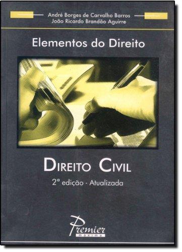 9788599565988: Direito Civil - Coleção Elementos Do Direito (Em Portuguese do Brasil)