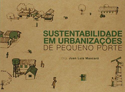 9788599897089: Sustentabilidade em Urbanizacoes de Pequeno Porte